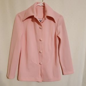 Vintage | Light Pink Blazer